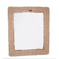 clean rectangle mirror