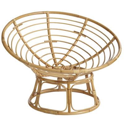 Papasan Chair Natural Frame ...
