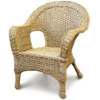 Kensington Seagrass Armchair