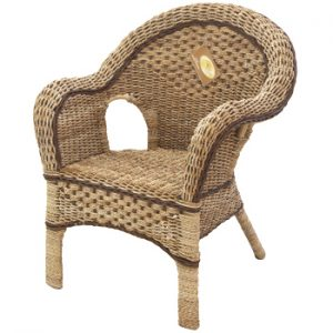 Kensington Seagrass Chair