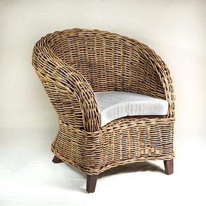 Aloevera Armchair & Chairs | Cane Chairs | Rattan Chair | Wicker Chairs | Cobra Cane