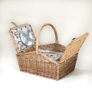 4 setting picnic Hamper