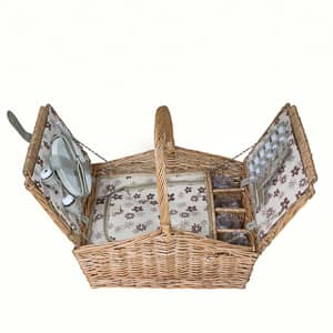 4 setting picnic Hamper