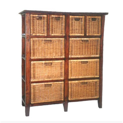 Raffles 10 drawer unit