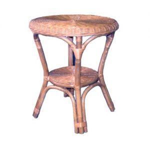 Jasmine Wicker Table