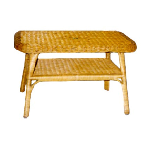 Macau Wicker Coffee Table