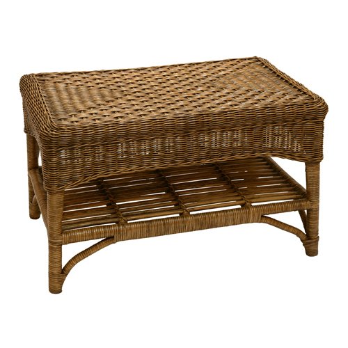 Windsor Wicker Rectangular Coffee Table