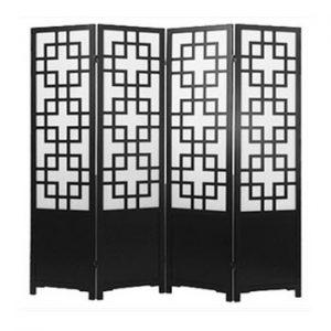 4 Panel Shoji Screen - Meji