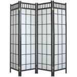 4 Panel Shoji Screen - Traditional