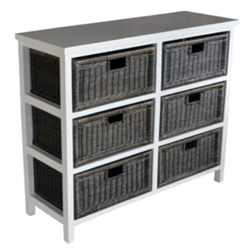 Cool Dressers U Drawers With Sthle Aus Rattan