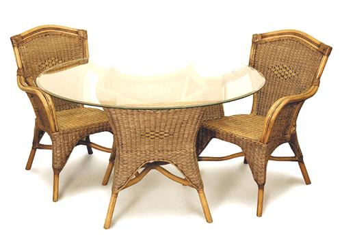 Grand Bermuda 5pce Dining Suite