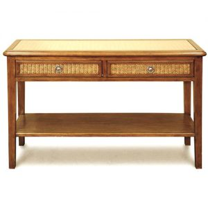 Dynasty 2 Drawer Console Table