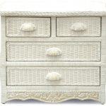 Monte Carlo 4 drawer Dresser