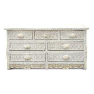 Monte Carlo 7 drawer Dresser