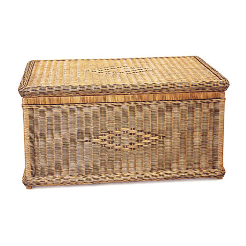 Villa Wicker Chest, Small