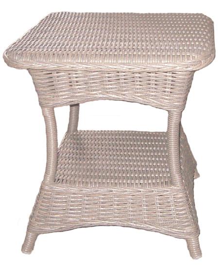 Arthur Outdoor Table, Grey Resin