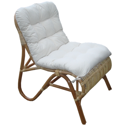 Zelda Chair - Available in Natural, White and Red