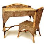 Grand Bermuda Vanity Desk & Chair