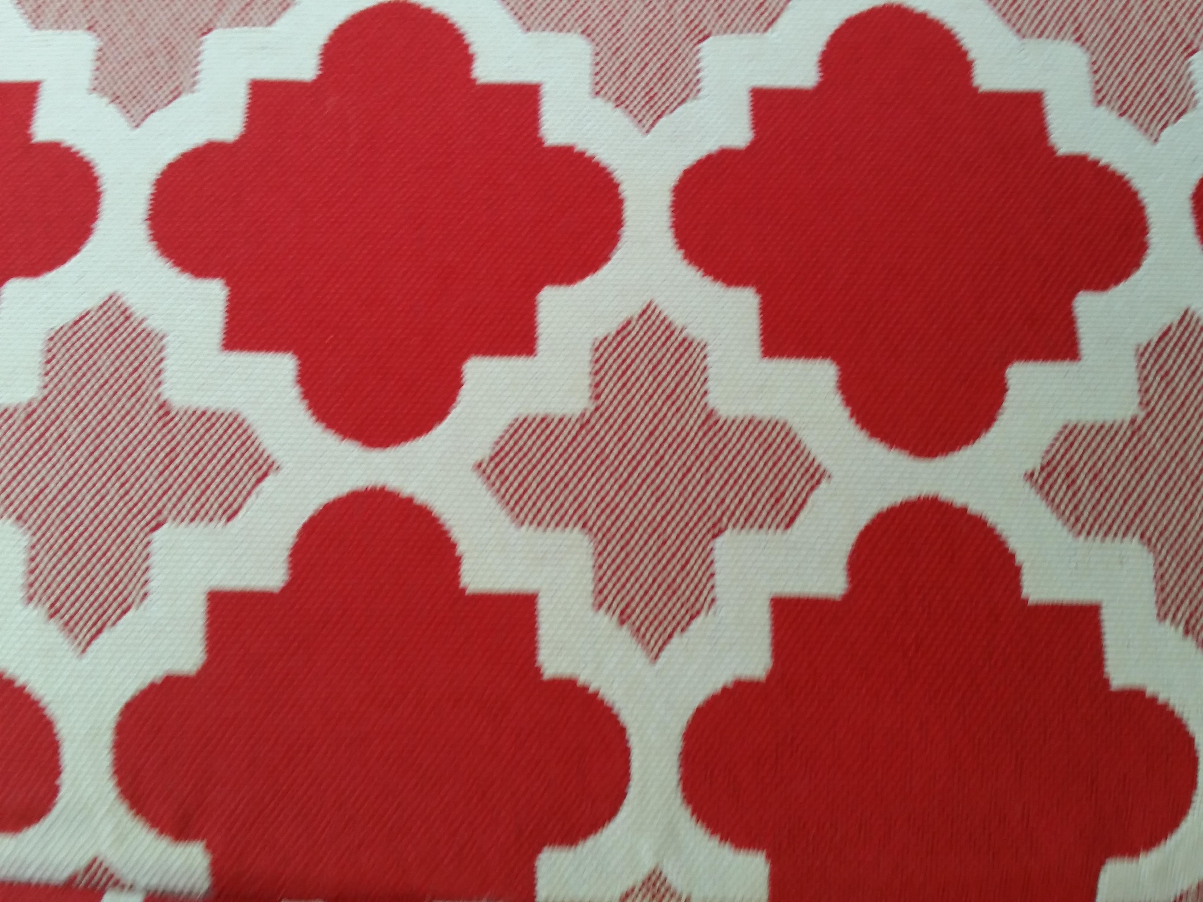 Warwick Outdoor Fabrics Bells Beach Hibiscus