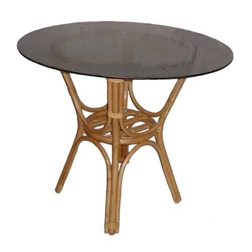 Contessa Cane Dining Table