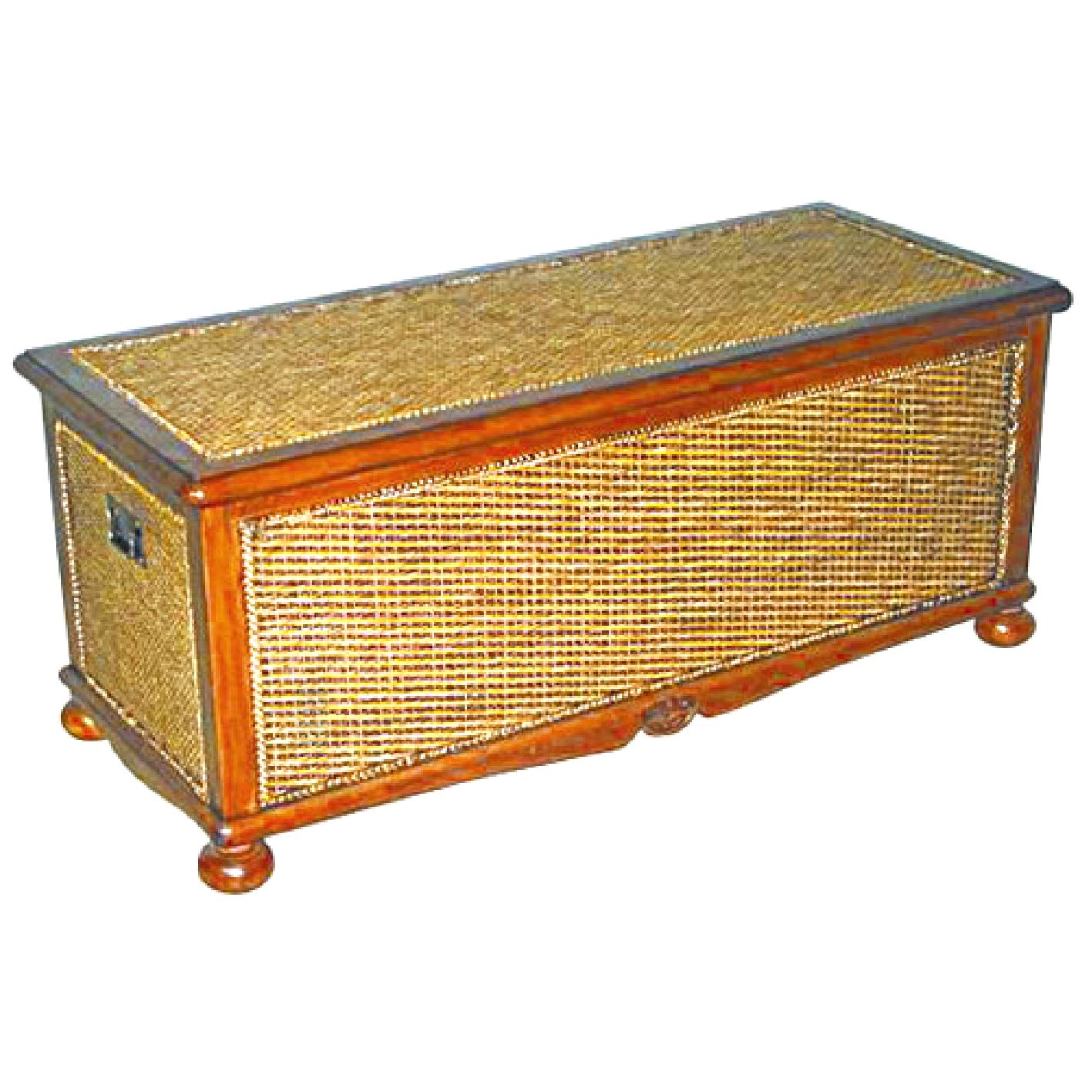 Brand new Cane & Rattan Storage Baskets | Trunks | Toy Boxes | Blanket Box VZ74