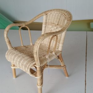 Childs Chair Emily Natural