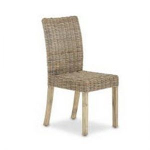 Los Rios Cane Dining Chair