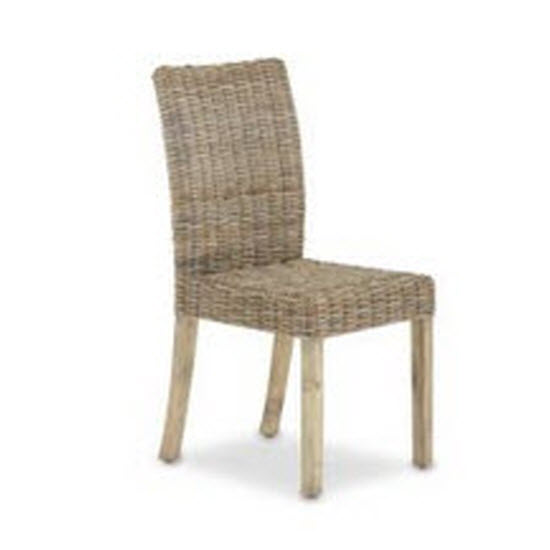 Los Rios Cane Dining Chair