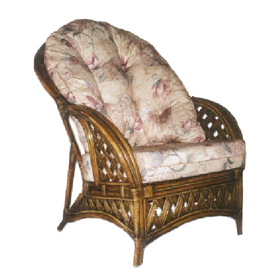 Maestro High Back Lounge Chair