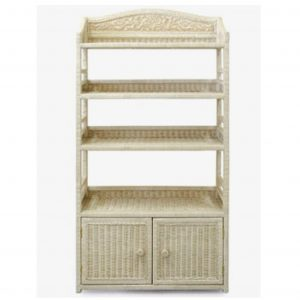 Monte Carlo 3 Tier Shelf with Cupboard