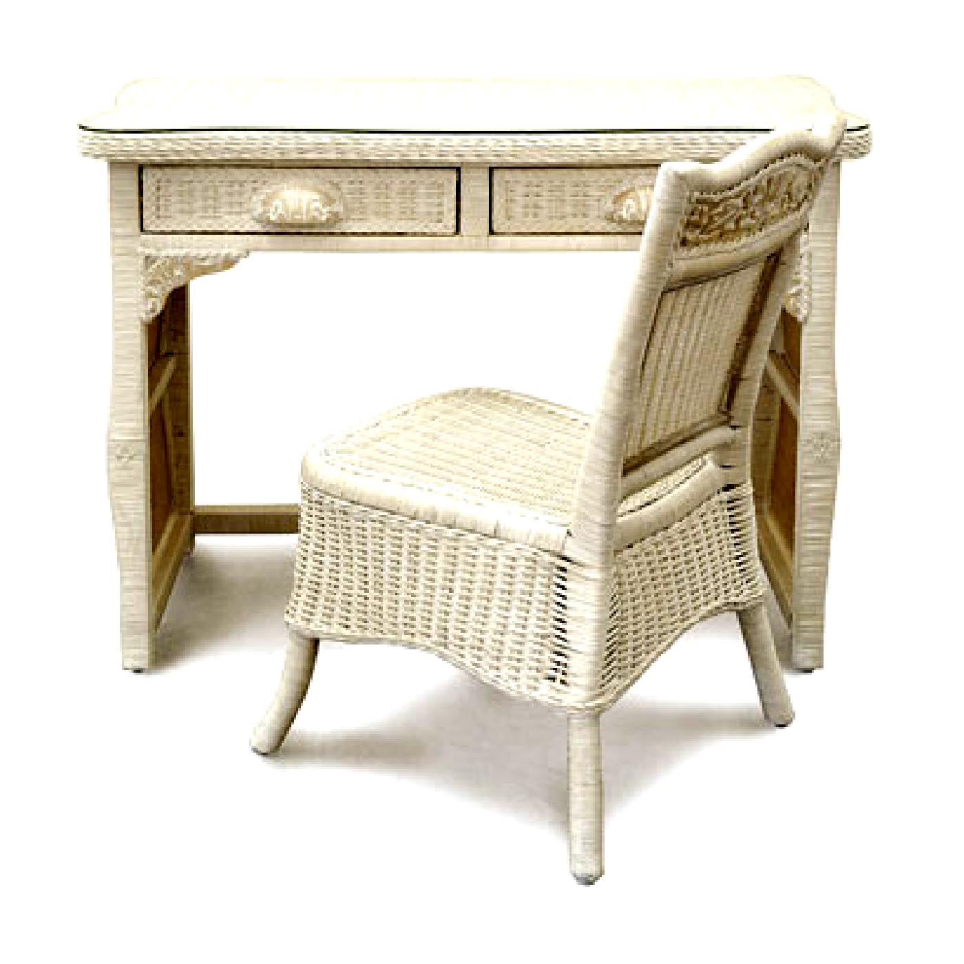 Monte Carlo Vanity Desk & Chair