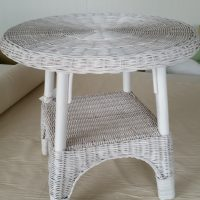 Palais Round Side Table