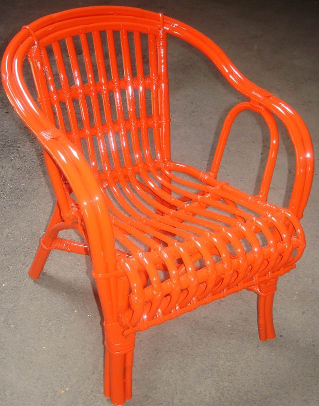 Oz Cane Children's Chair