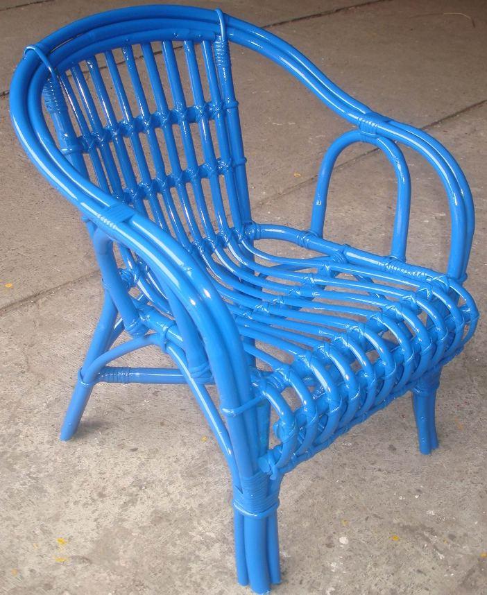 Oz Cane Children's Chair