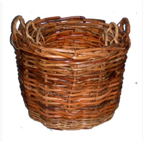 Giant Log Baskets