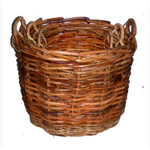 Giant Log Baskets