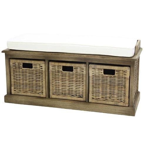 Vintage Wooden Bench