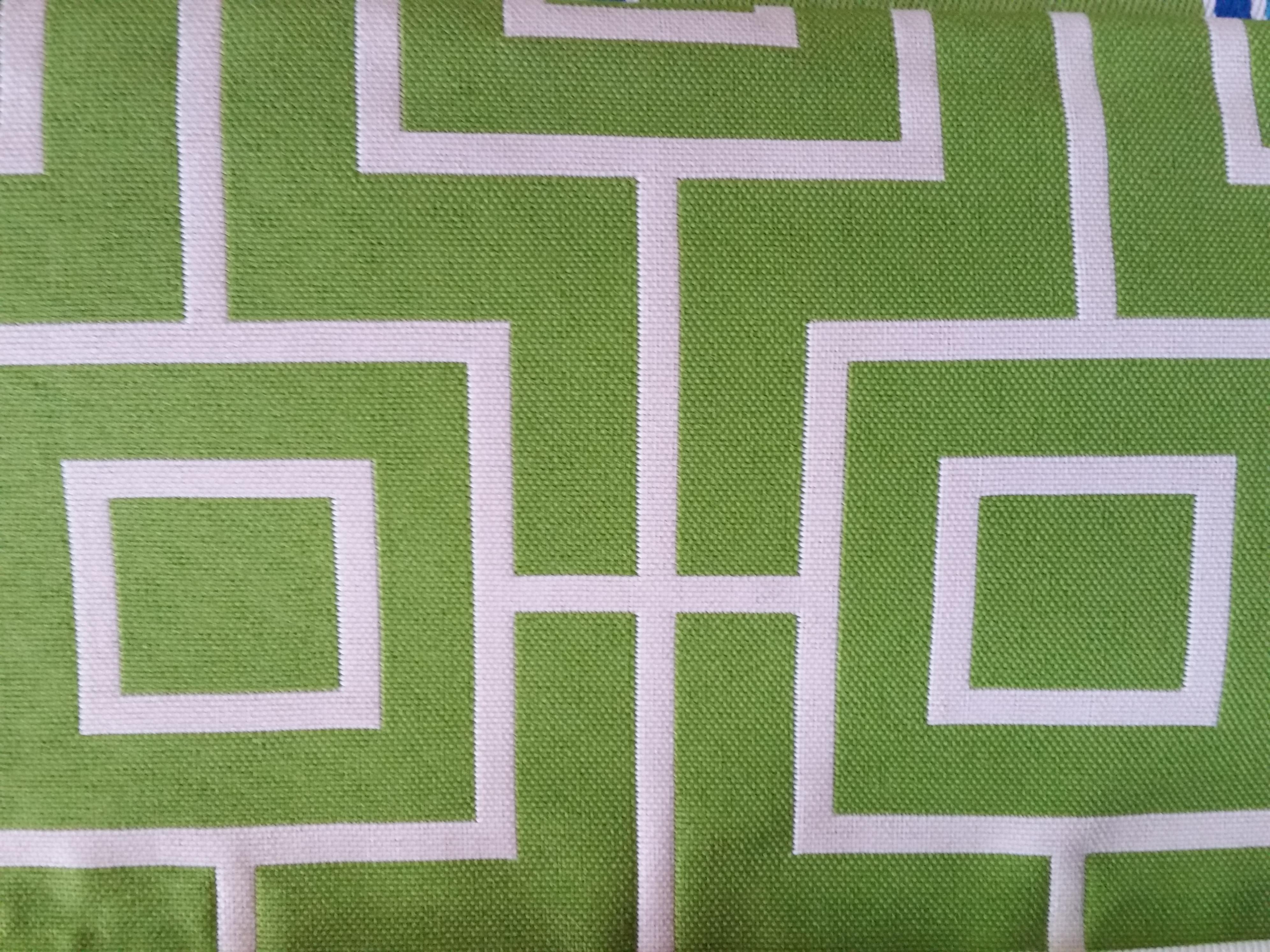 Warwick Outdoor Fabrics Bondi Lime