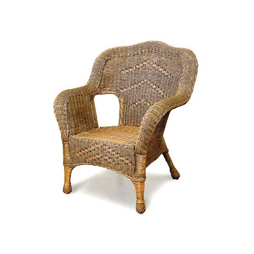 WINDSOR Wicker Chair