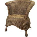 Monte Carlo Boudoir Cane Chair