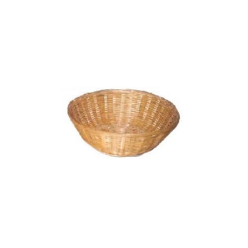 Split Bamboo Bread Baskets Round