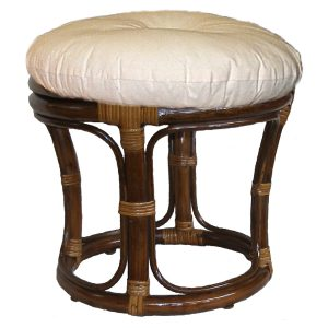 Footstool, Antique Stain