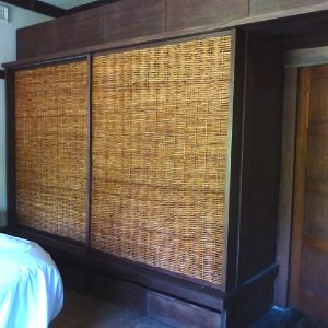 Cane Door Panels
