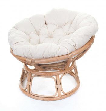 Mini Kids Papasan Chair U2013 Honey Or Walnut