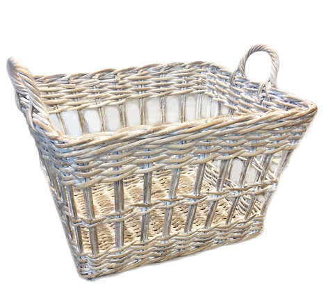 cane basket, sorrento utility