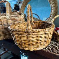 Baskets Wicker Baskets Small Cane Baskets Cobra Cane